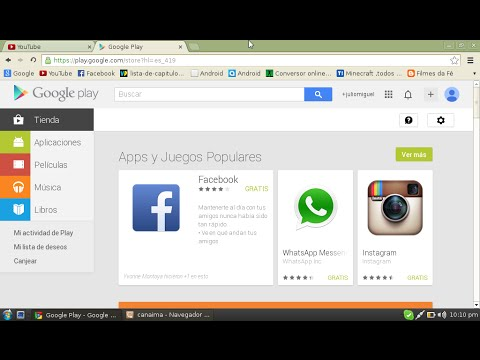 Cómo instalar apps de Play Store en PC